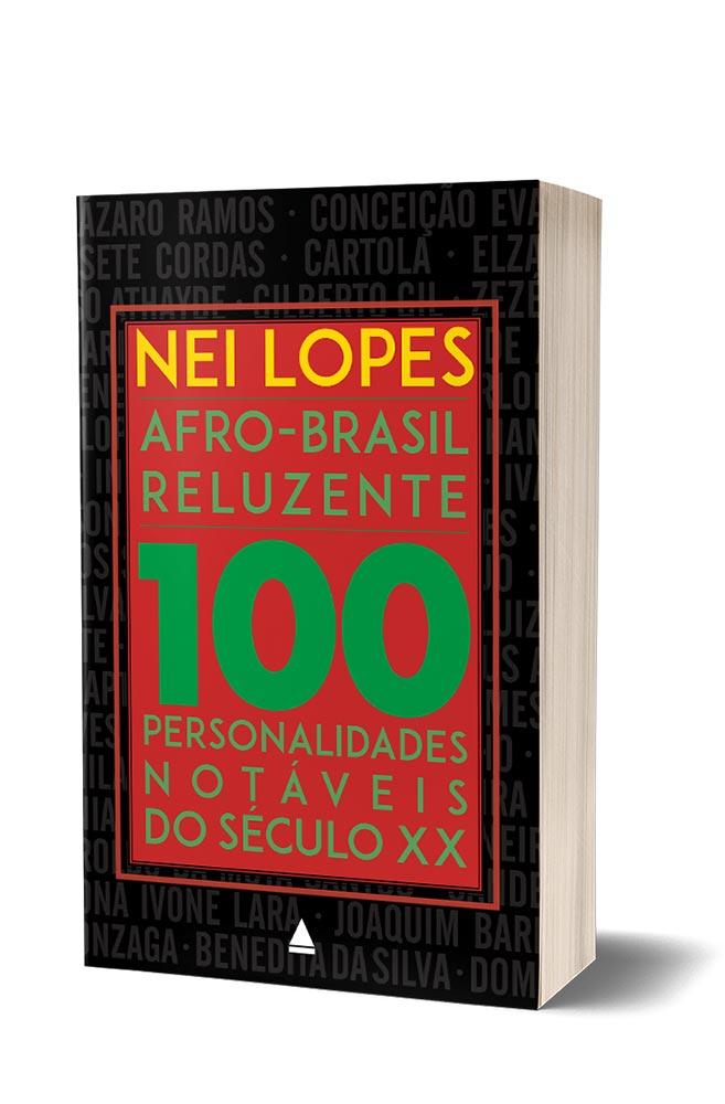 Livro Afro-Brasil Reluzente
