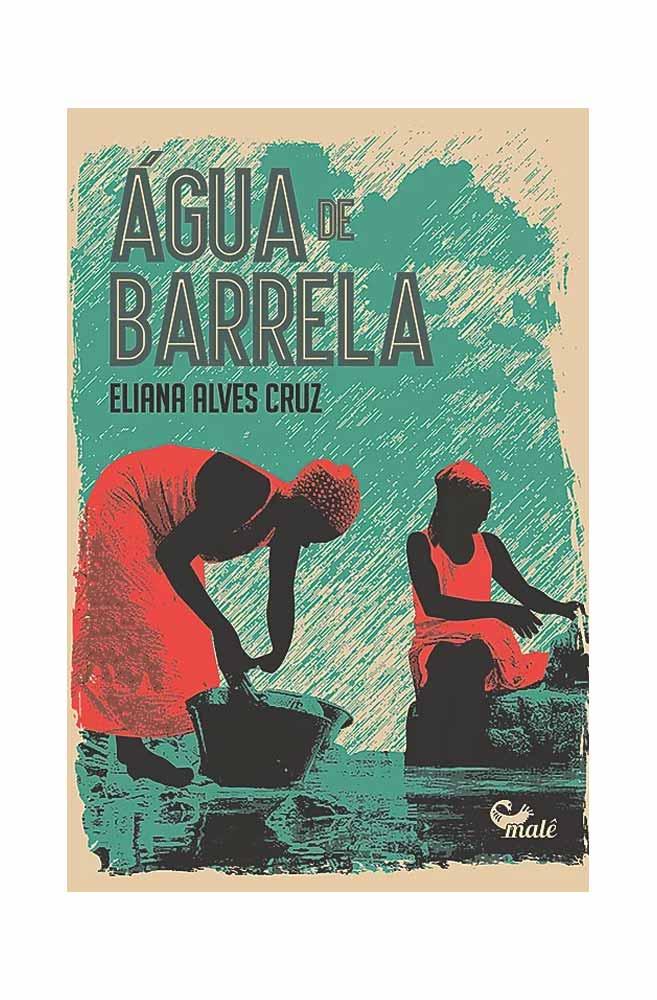 Livro Água De Barrela