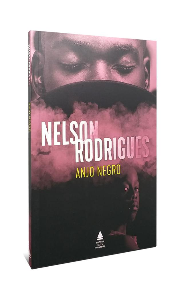 Livro Anjo negro