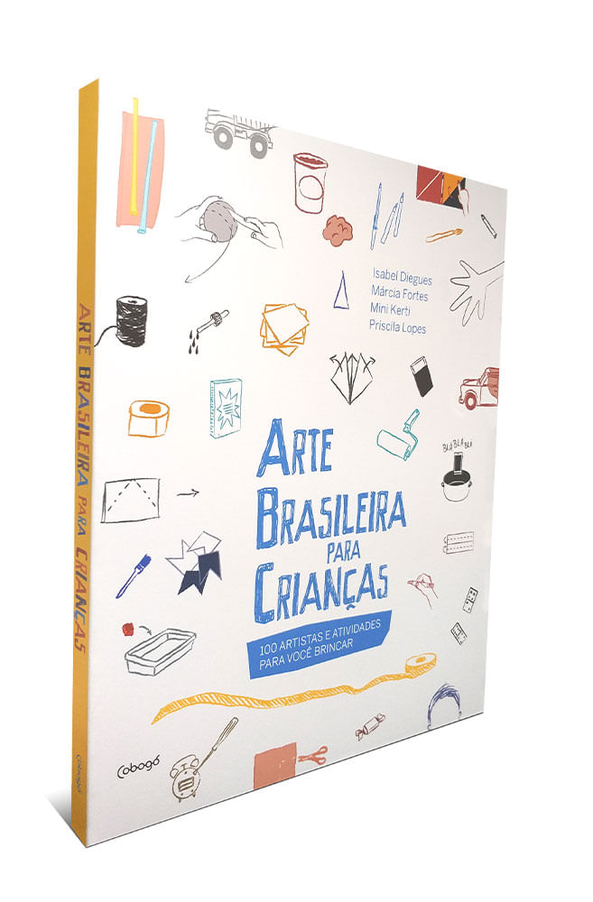 Livro Arte Brasileira Para Crianças
