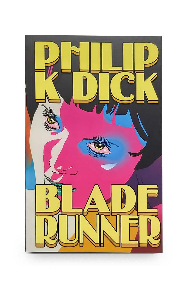 Livro Blade Runner
