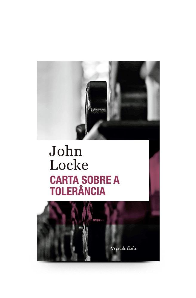 Livro Carta sobre a tolerância - Edição de bolso