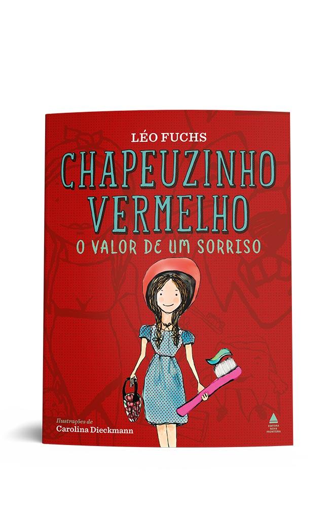 Livro Chapeuzinho Vermelho