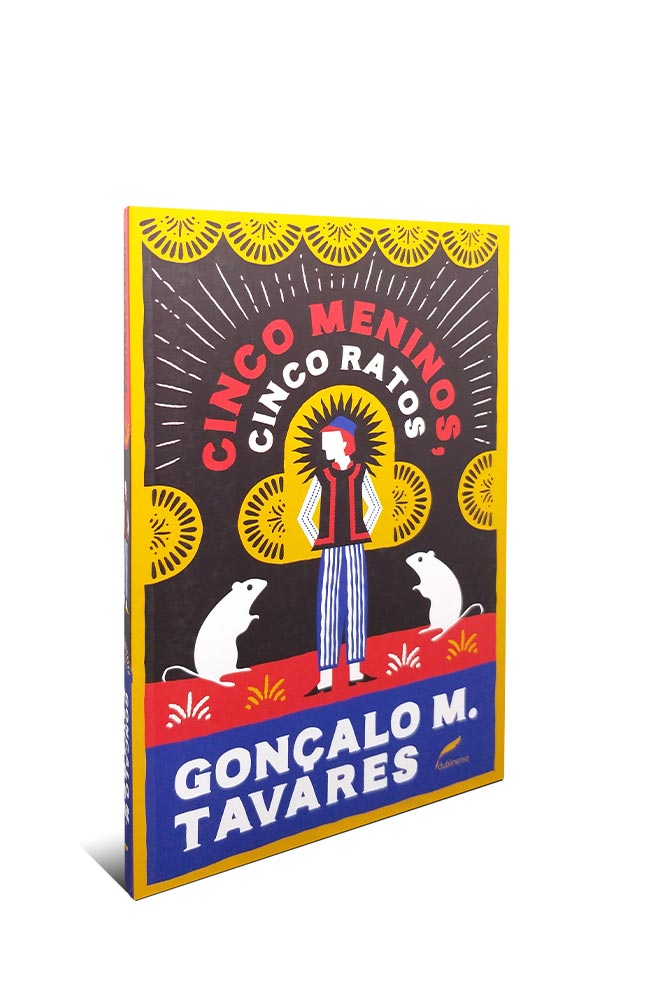 Livro Cinco meninos, cinco ratos