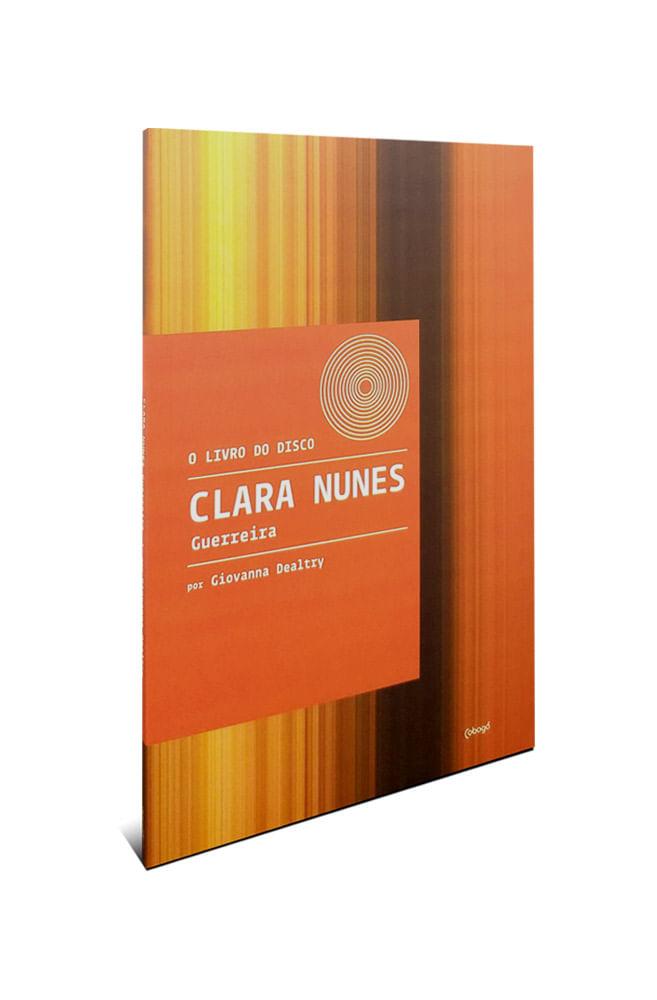 Livro Clara Nunes - Guerreira