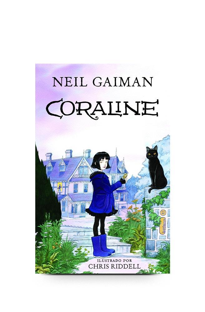 Livro Coraline