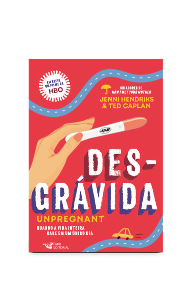 livro DES-GRÁVIDA