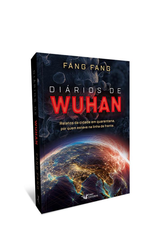 Livro Diários de Wuhan