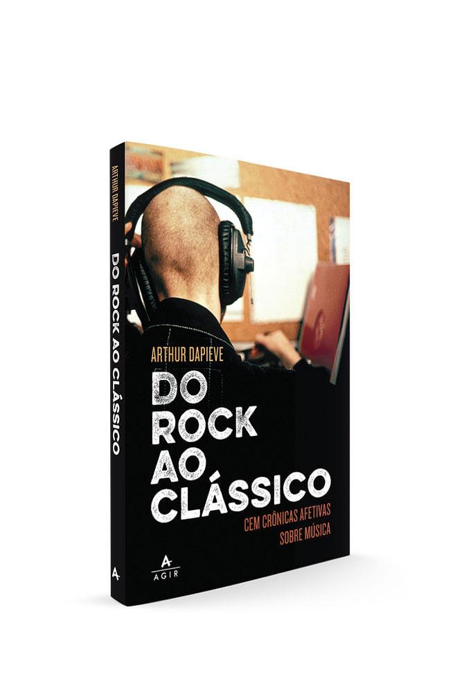 Livro Do rock ao clássico