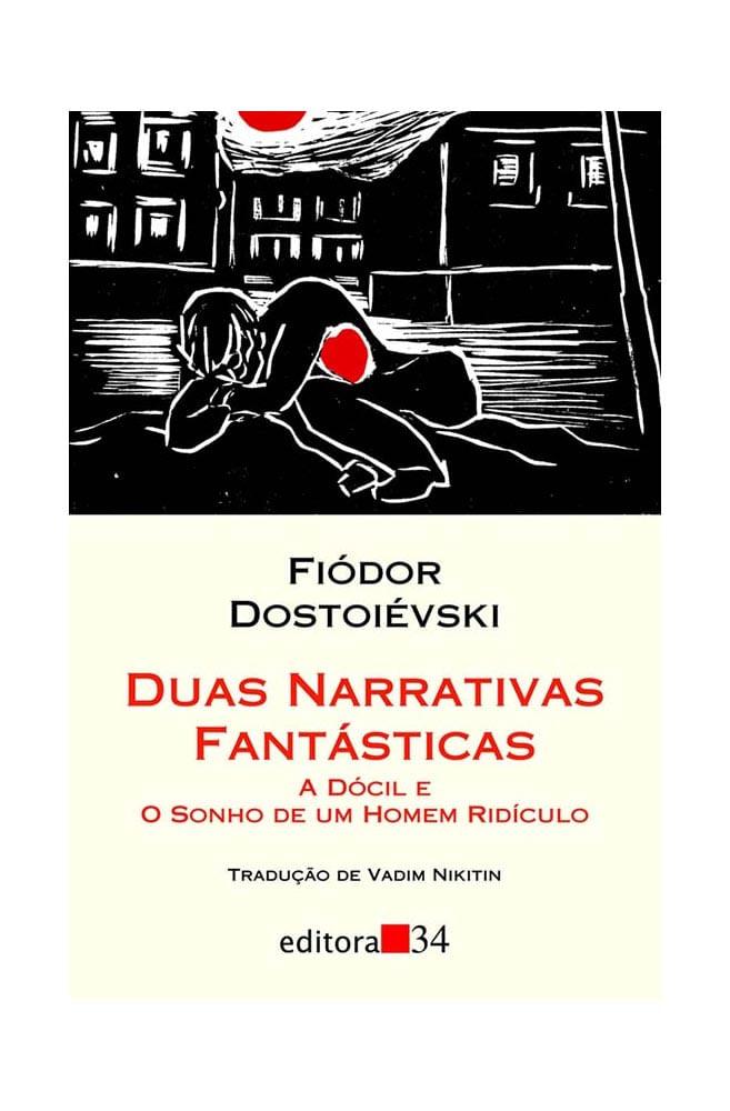 Livro Duas narrativas fantásticas