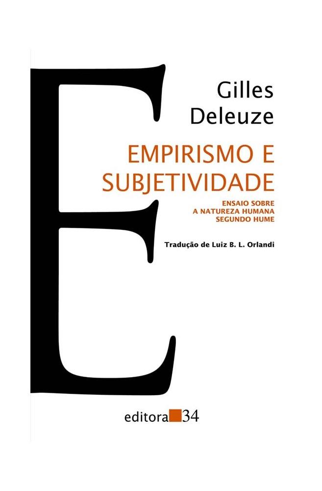 Livro Empirismo e subjetividade