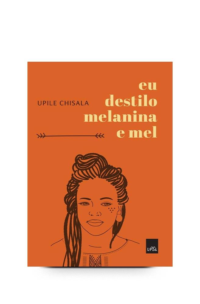 Livro Eu destilo melanina e mel