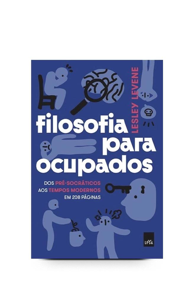 Livro Filosofia Para Ocupados