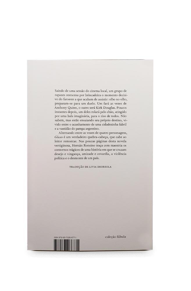 Livro Glaxo