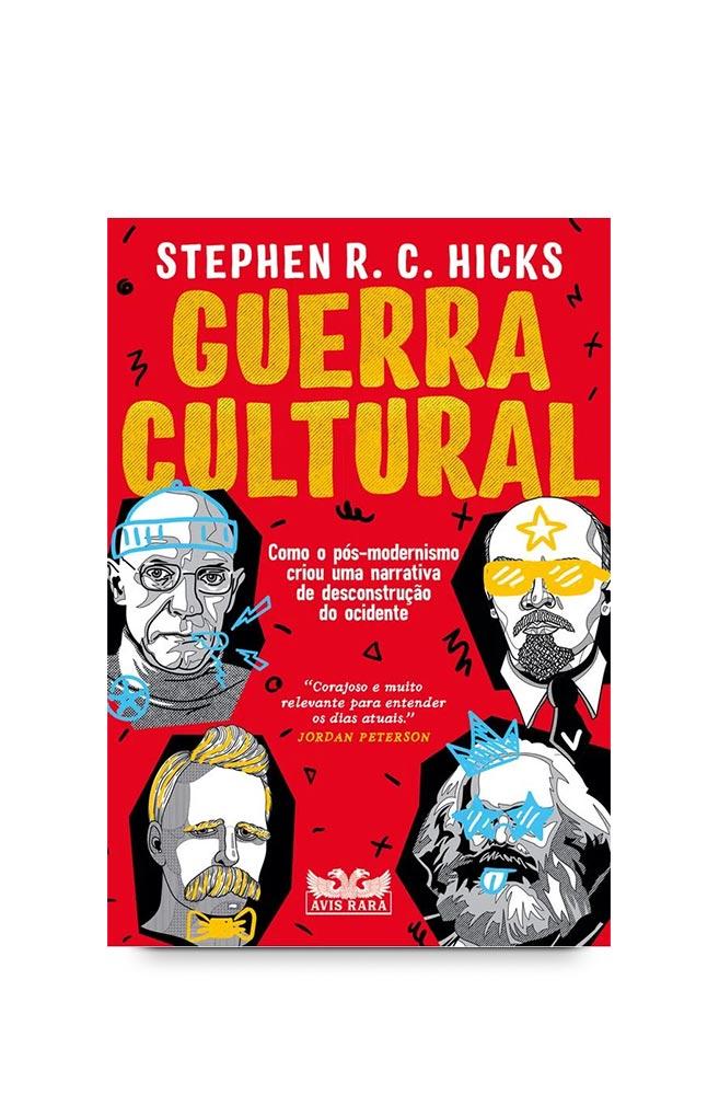 Livro Guerra Cultural