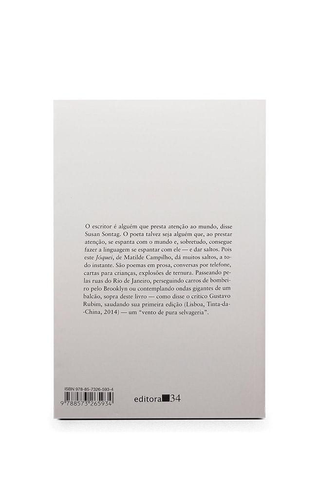 Livro Jóquei