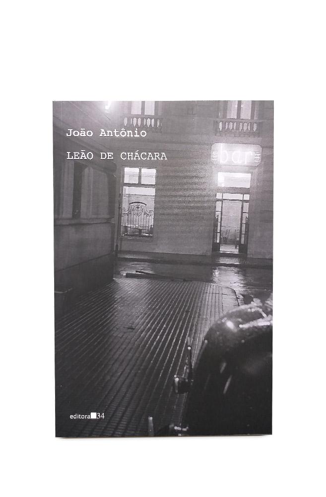 Livro Leão de chácara