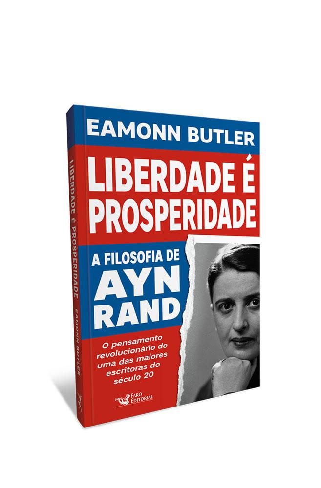 Livro Liberdade é Prosperidade