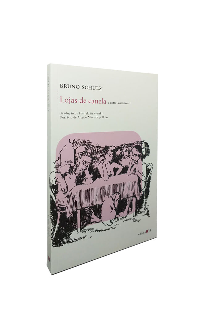 Livro Lojas de canela e outras narrativas