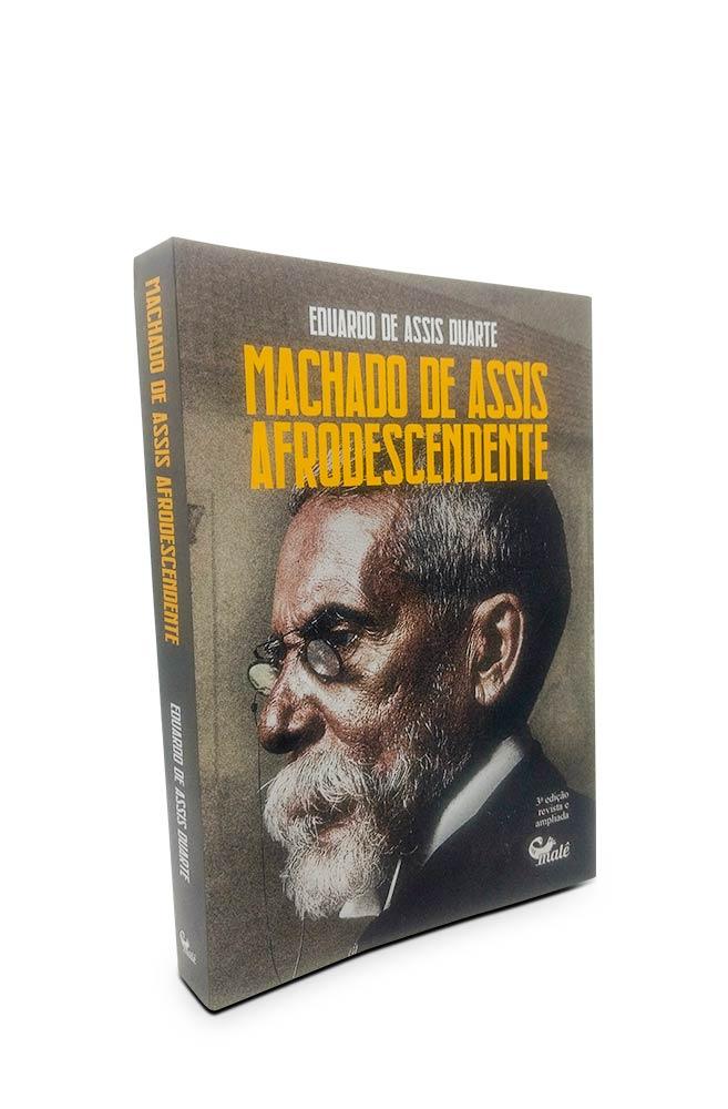 Livro Machado de Assis afrodescendente