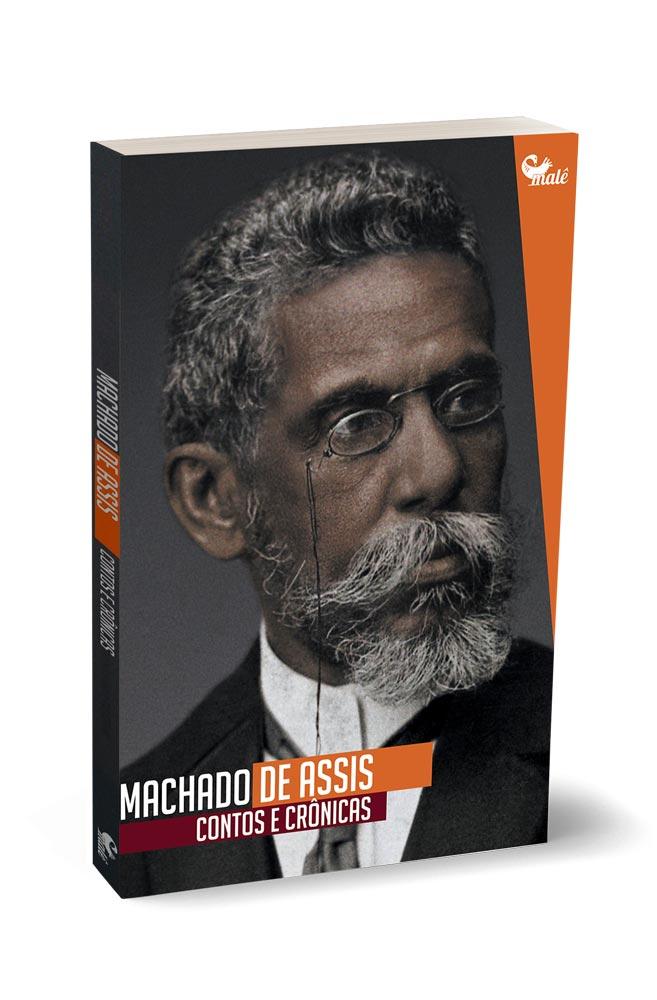 Livro Machado de Assis: contos e cronicas