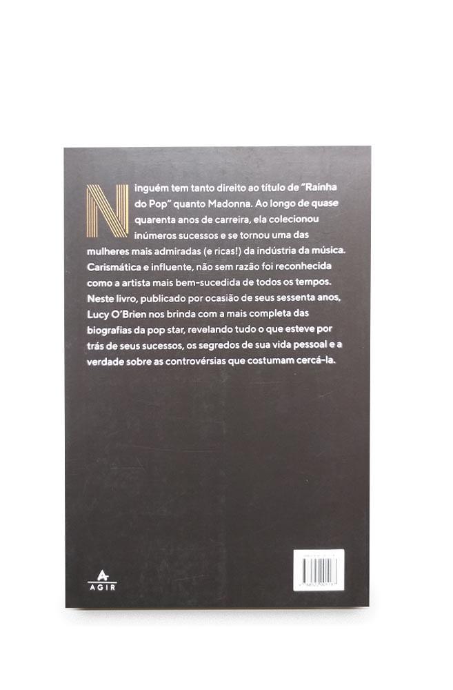 Livro Madonna - 60 anos