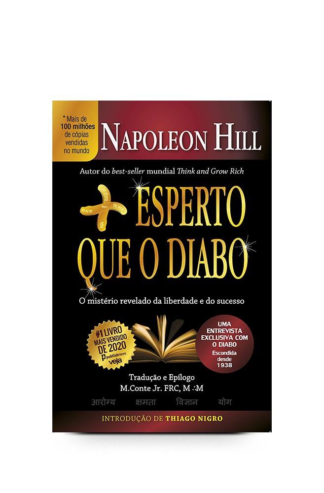 Livro Mais esperto que o Diabo