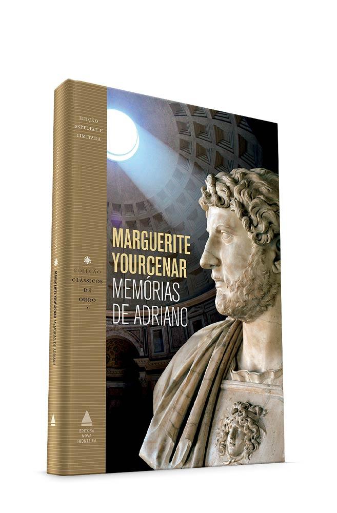 Livro Memórias de Adriano