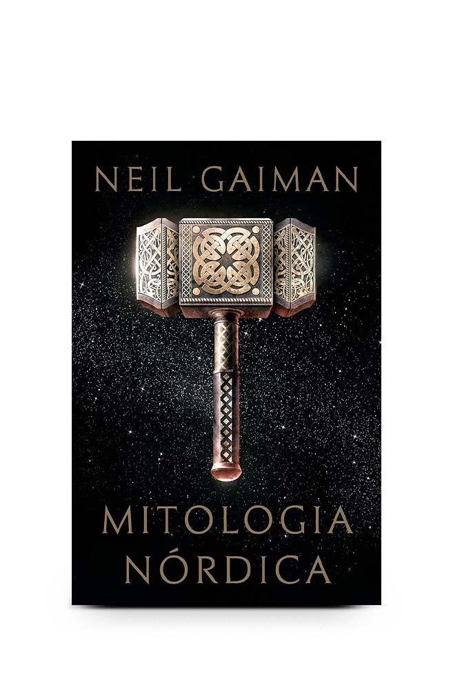 Livro Mitologia Nórdica