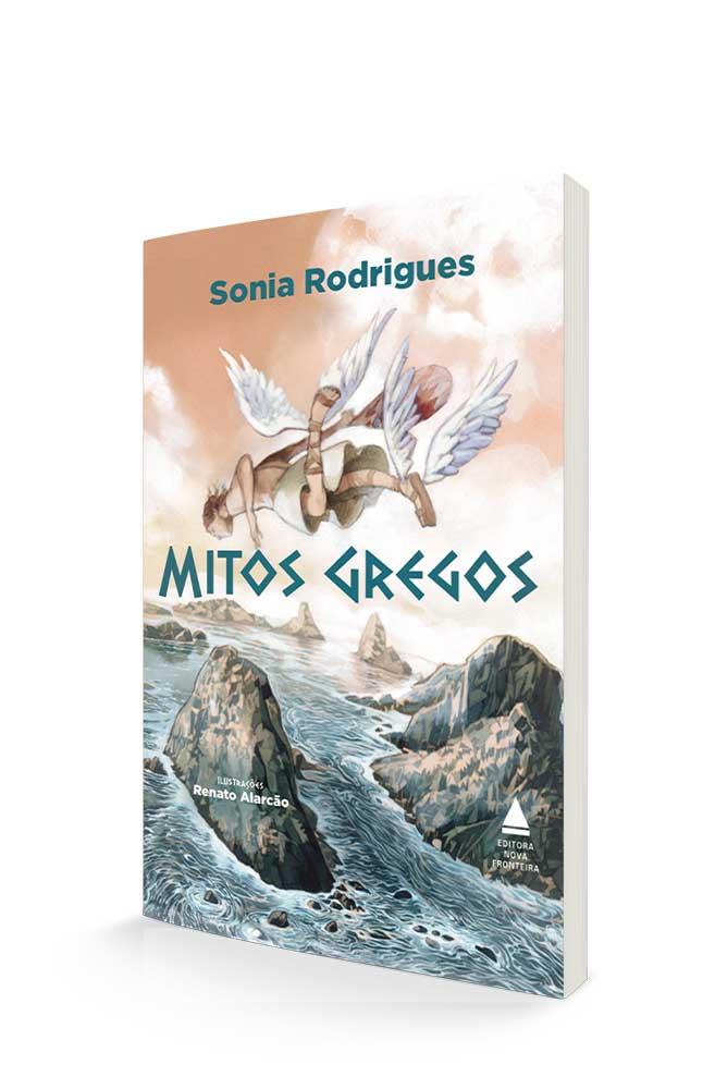 Livro Mitos gregos