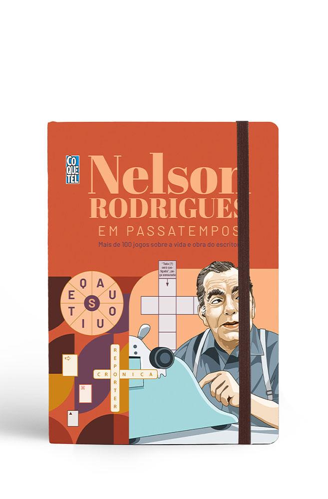 Livro Nelson Rodrigues em Passatempo