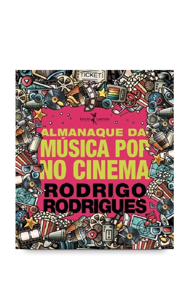 Livro O Almanaque Da Musica Pop