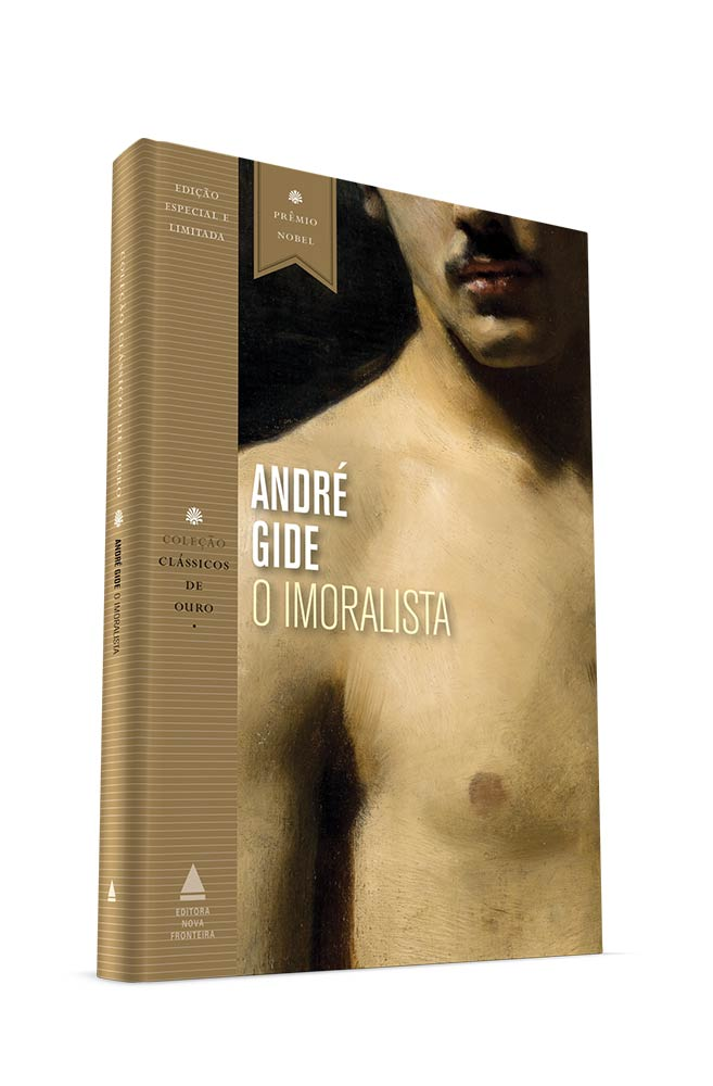 Livro O Imoralista