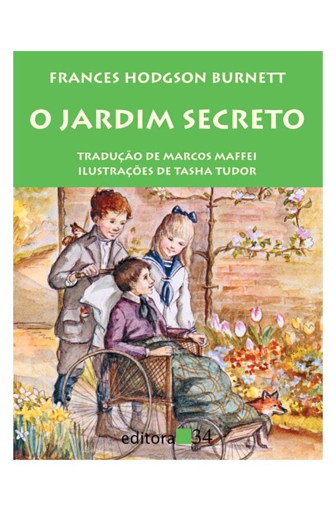 Livro O jardim secreto