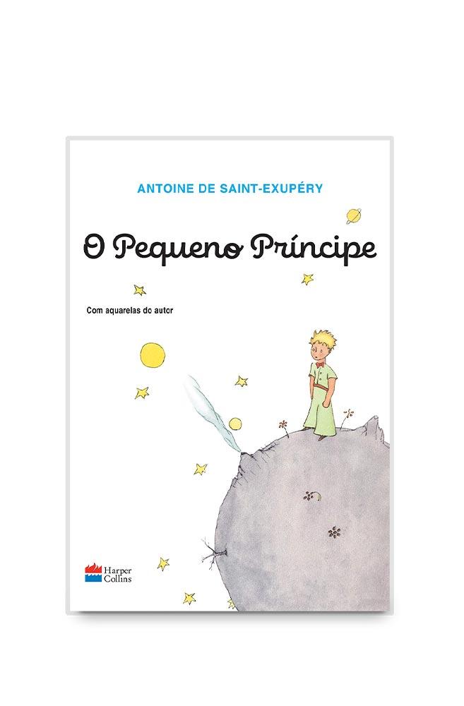 Livro O pequeno príncipe  - HARPERCOLLINS