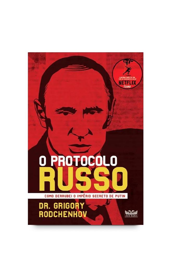 Livro O Protocolo Russo