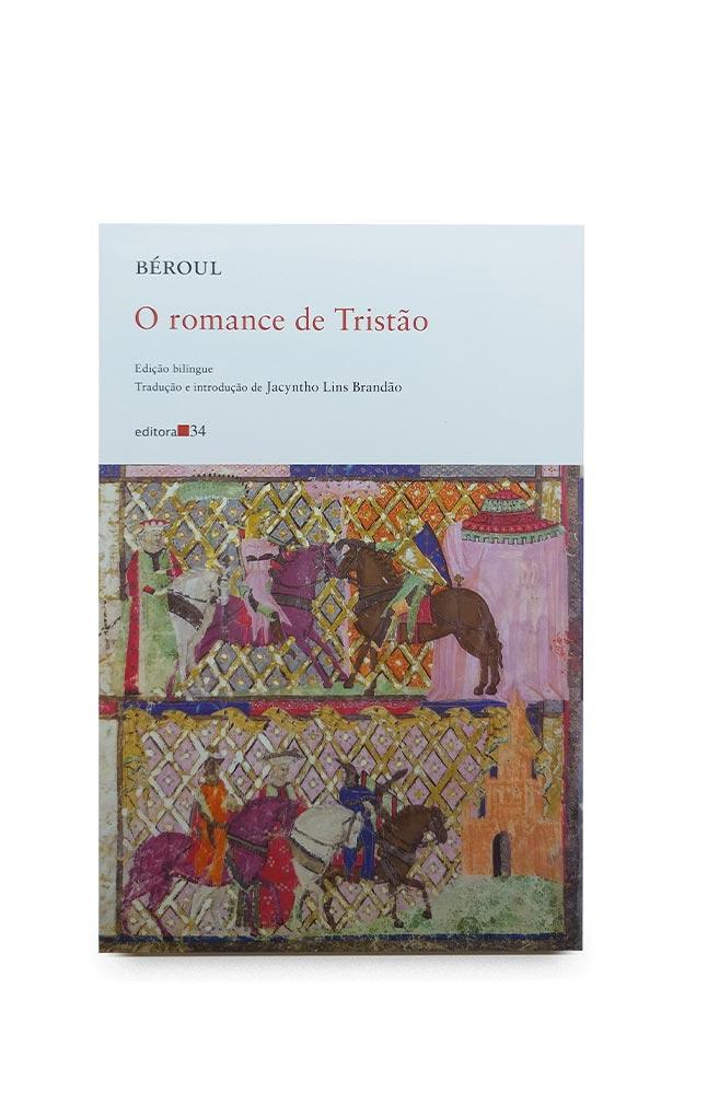 livro O romance de Tristão