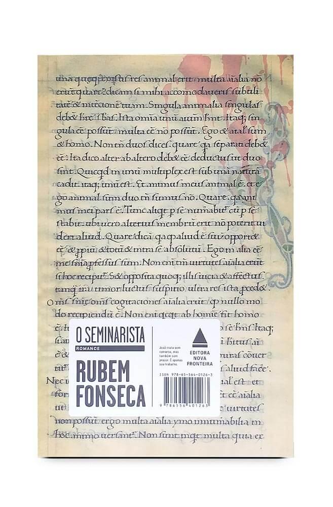 Livro O Seminarista