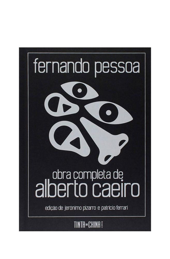 Livro Obra Completa de Alberto Caeiro