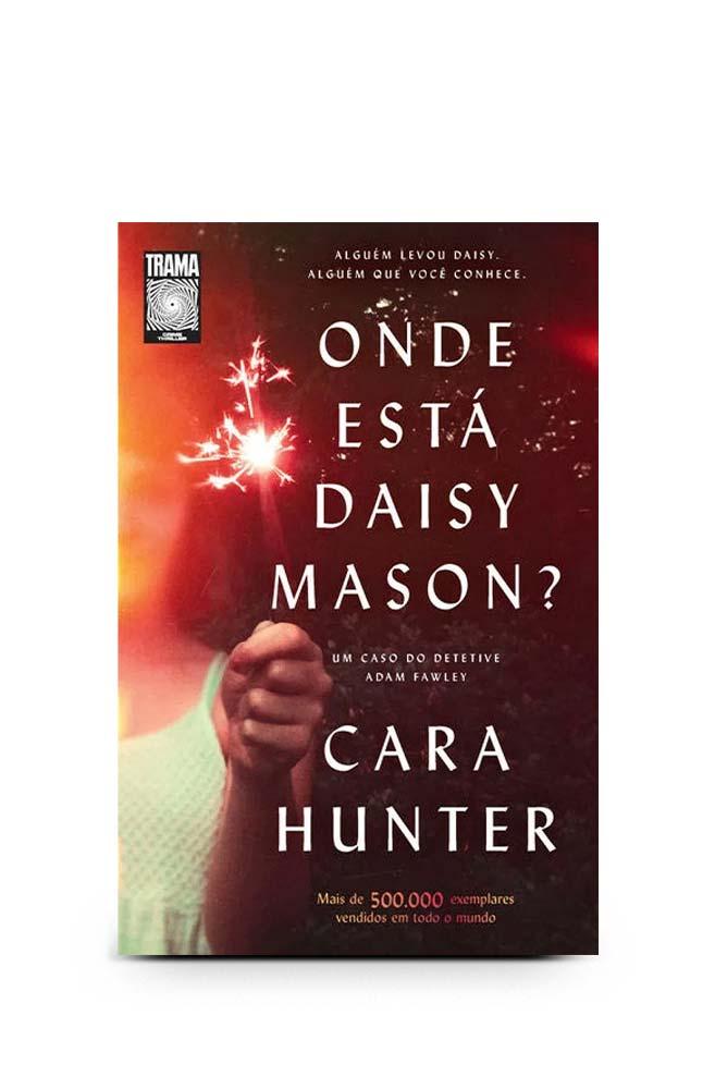 Livro Onde Está Daisy Mason?