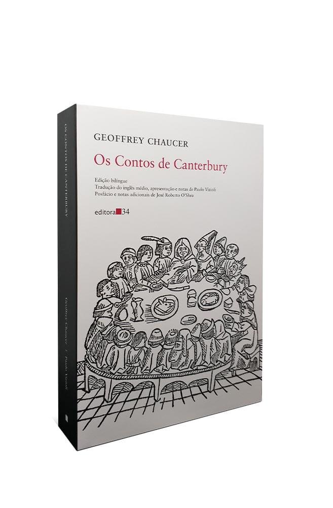 Livro Os contos de Canterbury