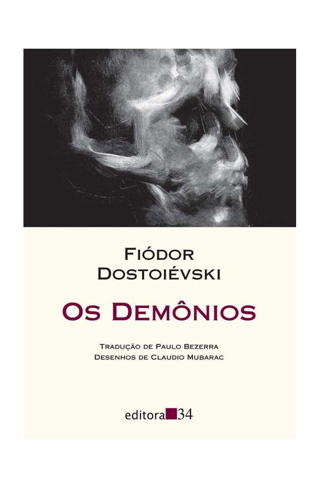 Livro Os demônios