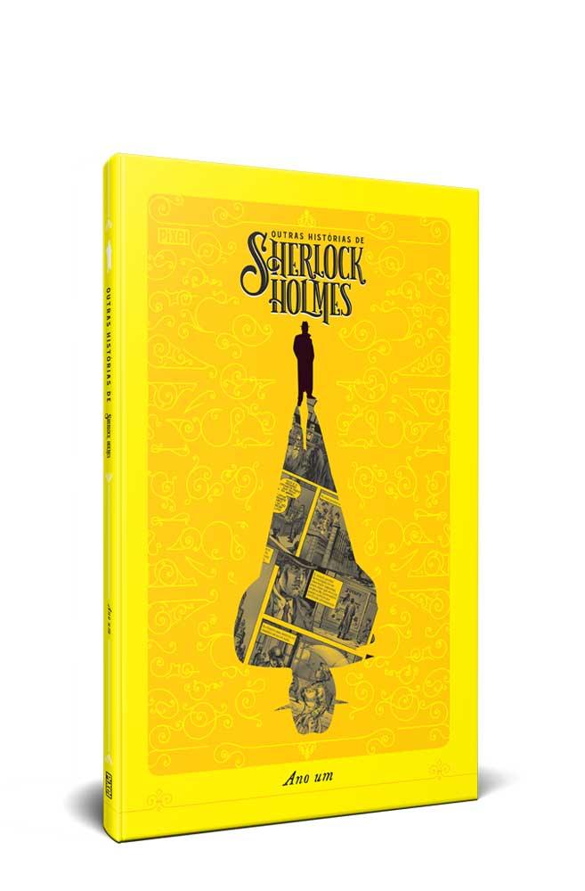 Livro Outras Histórias de Sherlock Holmes - Ano Um