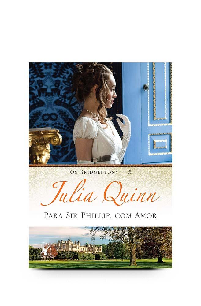 Livro Para Sir Phillip, com amor