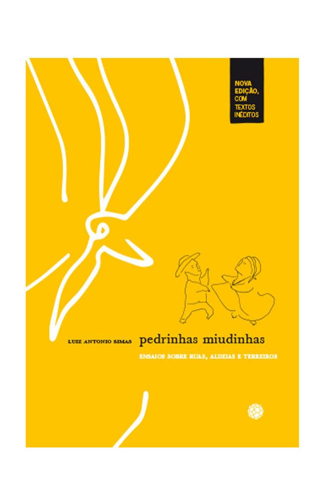 Livro Pedrinhas Miudinhas