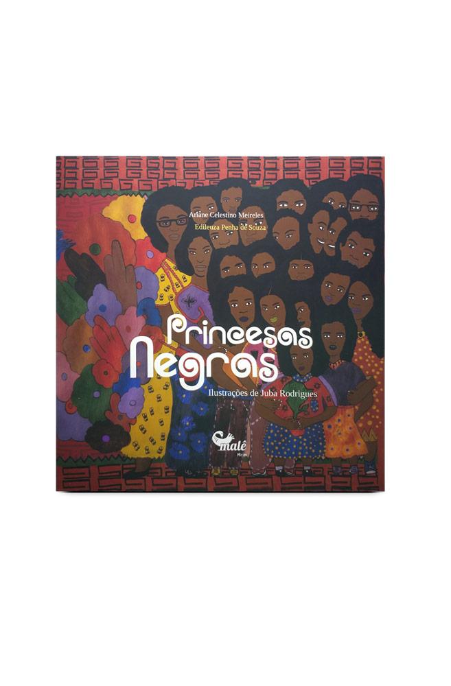 Livro Princesas Negras