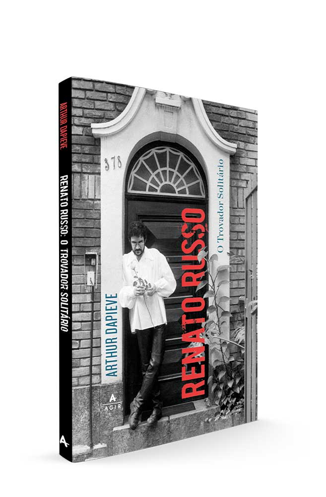 Livro Renato Russo: O Trovador Solitário