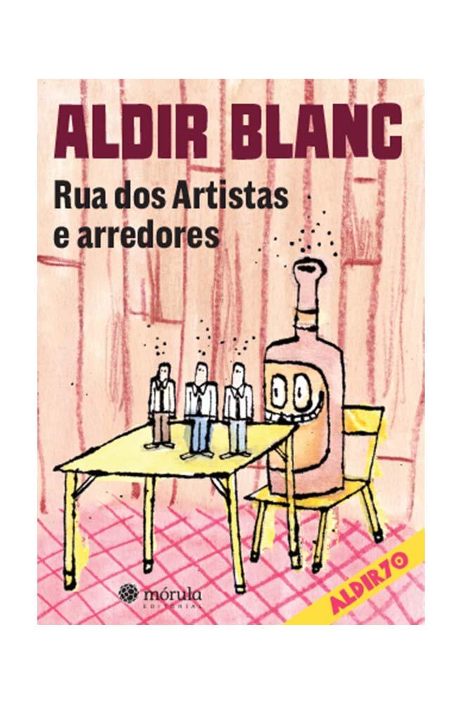 Livro Rua dos Artistas e Arredores