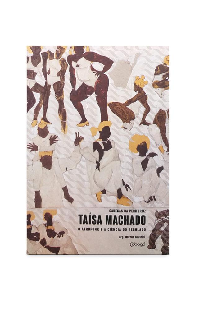 Livro Taísa Machado, o Afrofunk e a Ciência do Rebolado