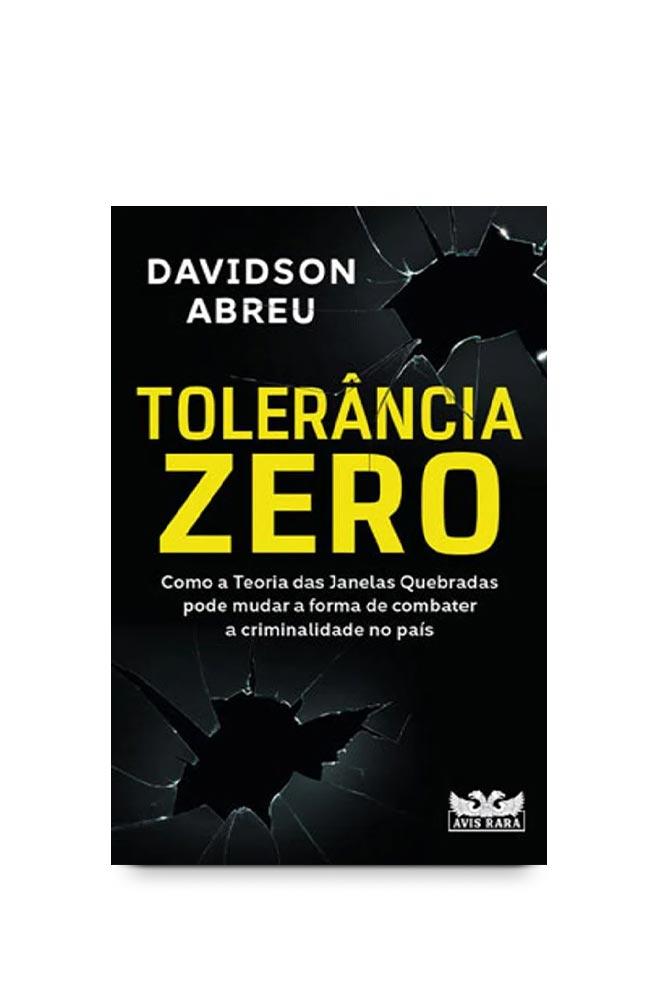 Livro Tolerância Zero